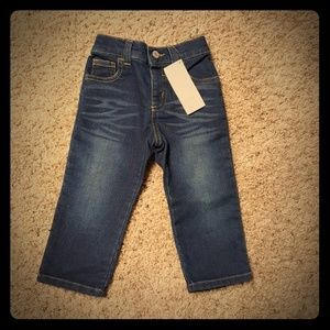 Gymboree NWT baby boy soft denim jeans